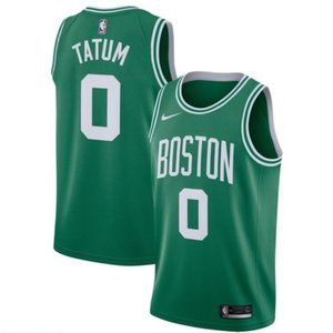 Men's Boston Celtics Jason Tatum Jersey
